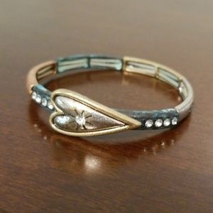 NWOT country chic bracelet